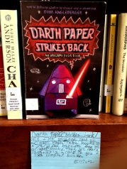 Darth Paper Strikes Back, reviewed by Elliott
