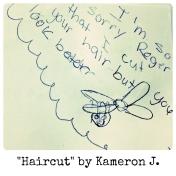 Haircut by Kameron J.