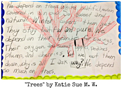Trees by Katie Sue MW