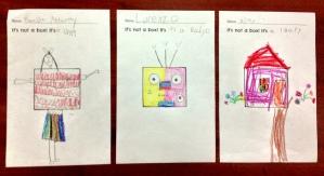 a few from Mrs. Fielding's kindergarten